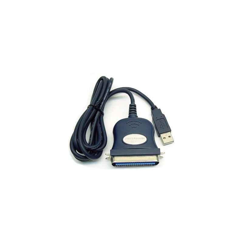 ADAPTADOR USB2.0 A PARALELO CENTRONICS SATYCON